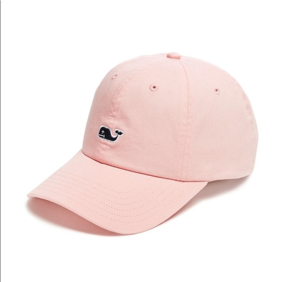cc251245f Vineyard Vines Accessories - Baby Pink Women's Vineyard Vine's Baseball Hat  NEW